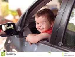 kid car a kid in a car stock photos image 11241603