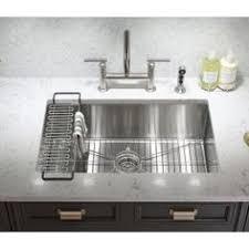 prolific stainless steel kitchen sink kohler prolific undermount stainless steel 33 in single bowl