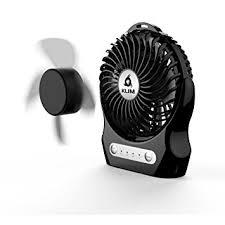 mini ventilateur de bureau klim mini ventilateur le plus puissant pour sa taille amazon fr