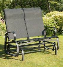 garden rocking chair ebay