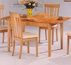 Glamorous Maple Kitchen Table And Chairs Coaster Dinner Room - Dining room table with butterfly leaf