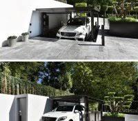 indian house car parking designs garage design with underground