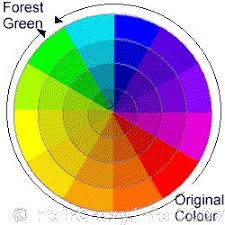 what color goes with green colour theory for hair dyeing haircrazy com
