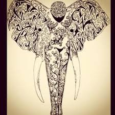 the powerful meaning of elephant tattoos articles ratta elephant