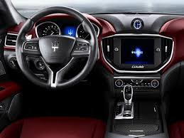 Maserati Ghibli Interior Black Wallpaper 2048x1536 16952