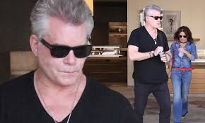 Is Michelle Grace Harry African American | ray liotta takes his former wife michelle grace jewelry shopping at