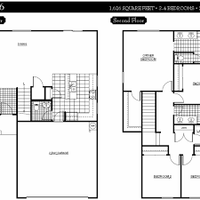 2 story 4 bedroom house plans two bedroom house plans with dimensions studio simple 2 story