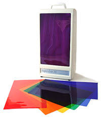 Light Box Therapy Colour Light Filters Colour Therapy Healing