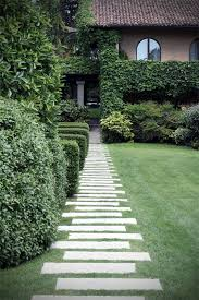 Backyard Pathway Ideas 25 Best Garden Paths Ideas On Pinterest For Path Ideas