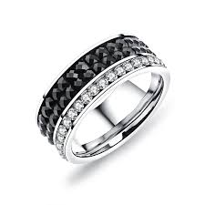 fashion wholesale rings images Wholesale stainless steel men zirconia rings jc fashion jewelry jpg