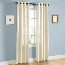 Length Curtains X Curtains Inch Panels Cottage Style Drapes Linen
