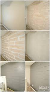 diy wood plank wall a tutorial