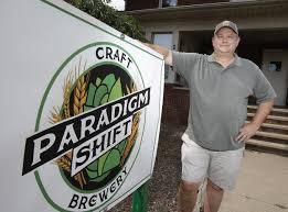 halloween city massillon ohio brew pub dream coming true for massillon man news the