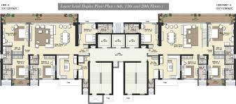 odyssey floor plan raheja reflections odyssey in kandivali east mumbai price