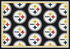 Nfl Area Rugs National Football League Rugs Nfl Mats Sports Logo Rugs