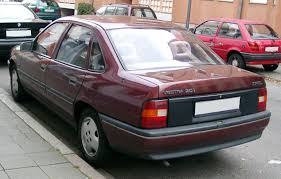 opel vectra 1995 opel vectra wikiwand