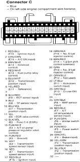 isuzu ecu wiring diagram isuzu wiring diagrams instruction