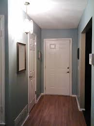 painted interior door on the cheap