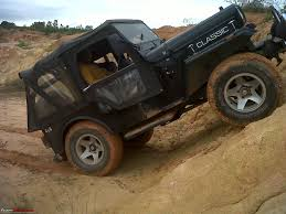 classic jeep modified a