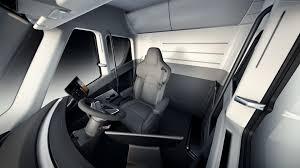 family car interior wallpaper tesla semi truck electric car interior 4k cars