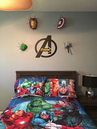 disney avengers boys bedroom photo wallpaper wall mural room decor
