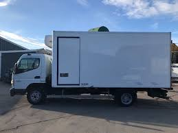 mitsubishi fuso canter fridge truck in wingate county durham