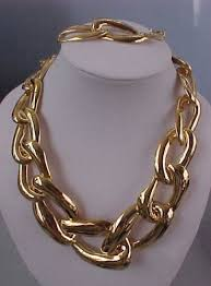 chain link necklace with images Ask bb rachel zoe link necklace look for less the budget babe jpg