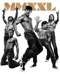 magic mike xxl double toasted magic mike xxl poster censored australian promo one sheet
