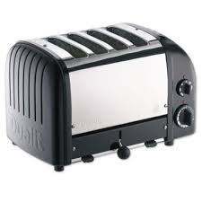 Delonghi Icona 4 Slice Toaster Black Buy Black Toasters From Bed Bath U0026 Beyond