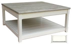 white farmhouse coffee table creative of square white coffee table modern white square coffee
