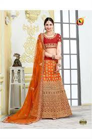 buy ashika designer wedding bridal wear lehenga choli online from