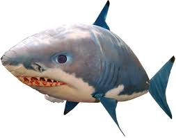 rc animal blimps gut shark rc parts create