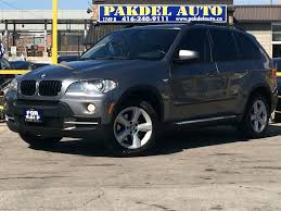 used 2008 bmw x5 for sale toronto on