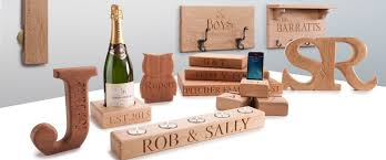 wooden gifts house of carvings personalised oak and wooden gifts
