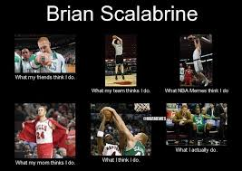 Brian Scalabrine Meme - brian scalabrine on twitter this is so true shout out to