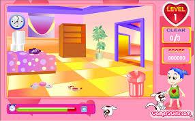jeux de fille d馗oration de chambre jeux de décoration pour filles