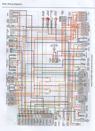honda deauville wiring diagram with electrical images 40023 for