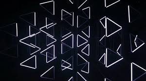 grid kinetic light installation in lyon by tetro and whitevoid