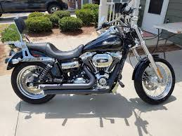 harley davidson dyna in south carolina for sale used