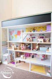 plum u0027s 2 in 1 play kitchen and dolls house review giveaway a