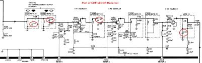Radio Repeater Circuit Diagram Uhf Circuit Page 3 Rf Circuits Next Gr