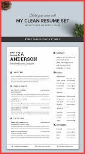 Modern Resume Example by Modern Resume Template Word Memo Example