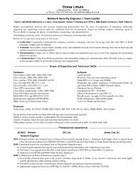 Engineering Resumes Examples by Network Security Engineer Resume Samples With Network Security