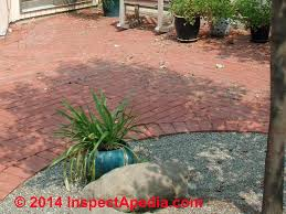 Moss Cleaner For Patios Stains On Brick Surfaces How To Identify Clean Or Prevent Stains