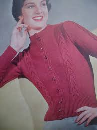 s sweater patterns 30 best land knit inspiration images on 1940s