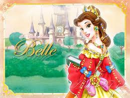 princess belle wallpaper usella