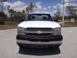 2003 chevrolet silverado 2500hd service utility body truck regular