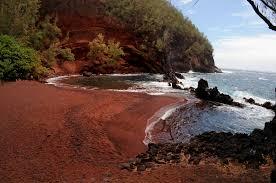 Sand Beach by Maui U0027s Famous Red Sand Beach Maui Photo Tours And Workshops