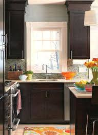 Kitchen Design Pictures Dark Cabinets Dark Cabinets Small Kitchen U2013 Colorviewfinder Co