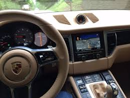 interior porsche macan the official luxor beige saddle brown interior thread porsche